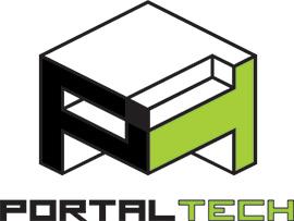 Portaltech ipari kapu